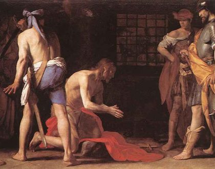 Beheading of John The Baptist
