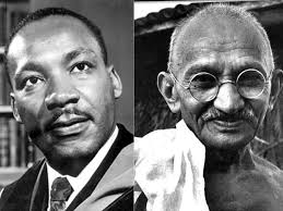 Martin and Mahatma