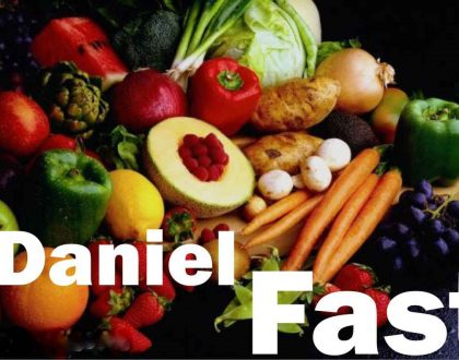 Daniel Fast - 21 Days