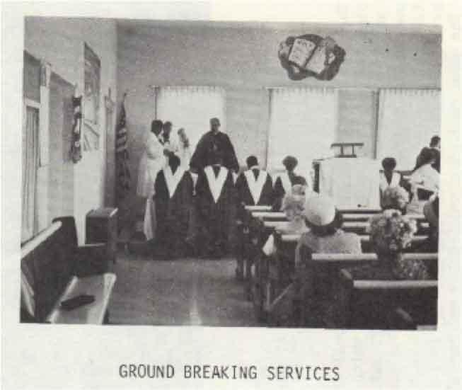 Ground Breaking Service