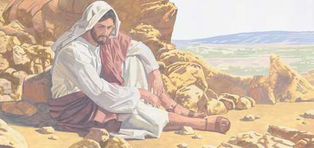 Devil Tempting Jesus 2