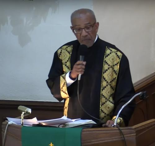 Testimonial Reverend Reuben W. Ford