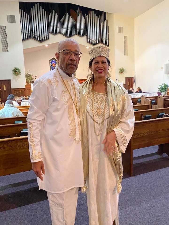 Reverend and First Lady Ford - Black History Month 2020