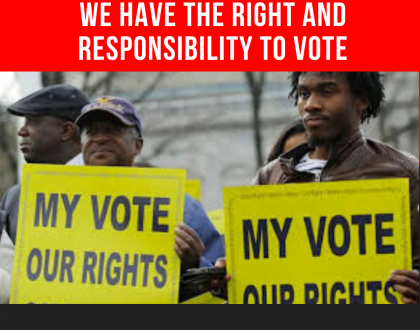Voting Responsibility