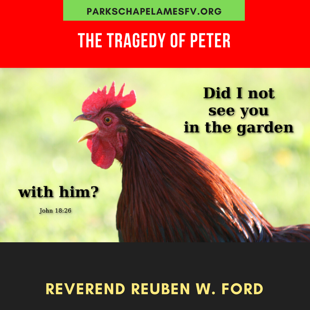 The Tragedy of Peter