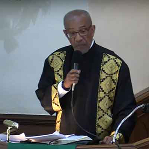 Pastor Reuben W. Ford