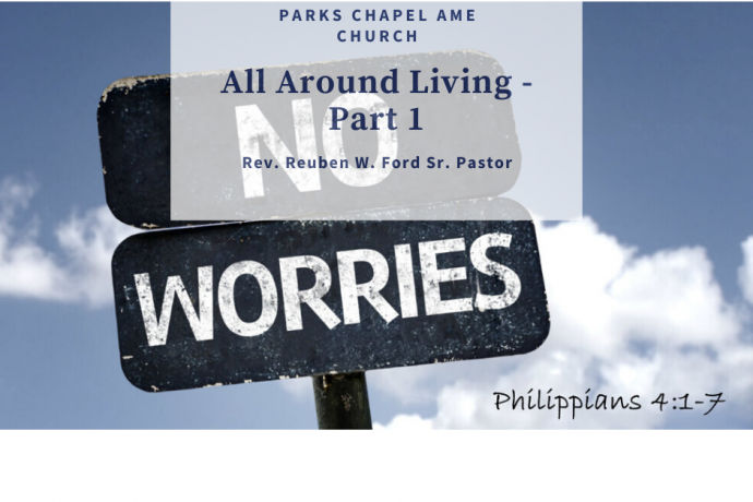 All Around Living - Part 1