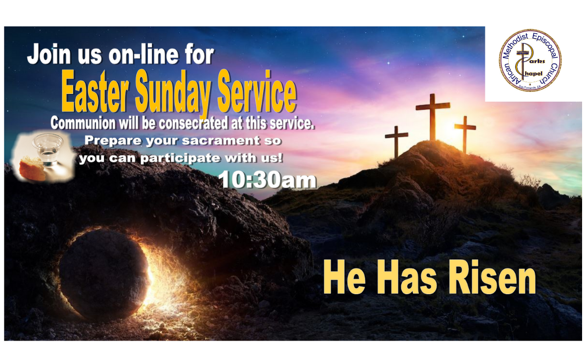 Easter Service - During COVID-19