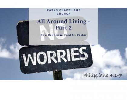 All Around Life - Part 2