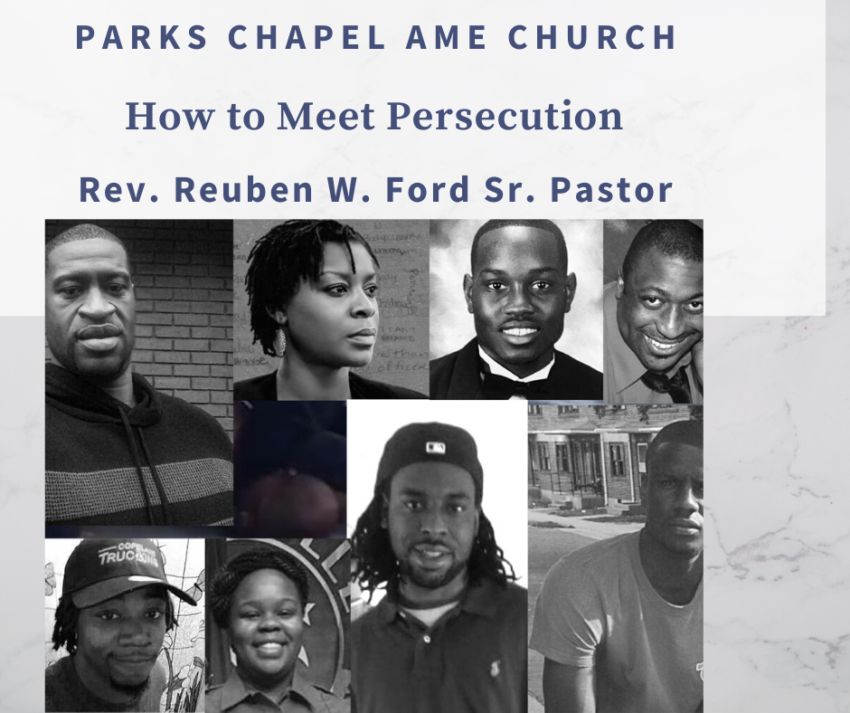 How To Meet Persecution