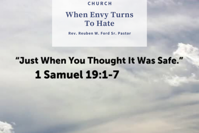 When Envy Turns To Hate