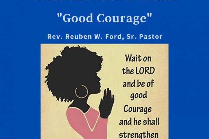 Good Courage