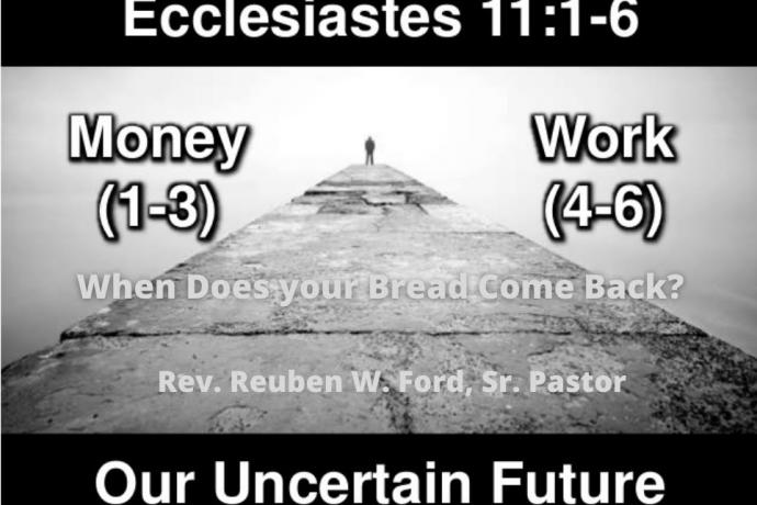 Ecclesiastes 11