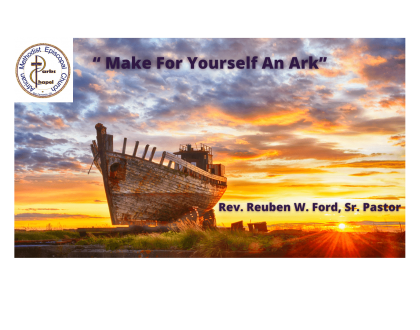 Make Yourself An Ark