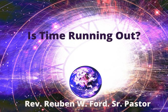 are we running Out of Time