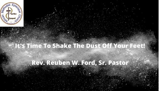 Shake The Dust Off Your Feet